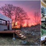 Make Your Great Escape in the Mason Cabin in Mountain Grove, Ontario