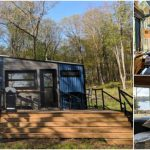 Stay in 160 Square Feet of Rustic Woodland Luxury at Penner Cabin in Ontario