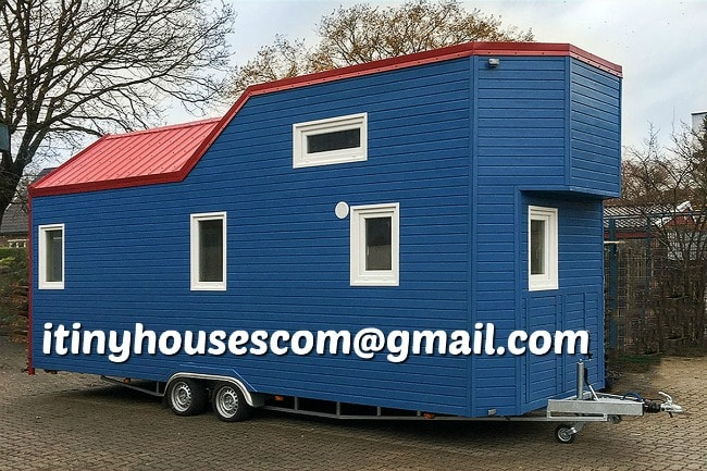 Submit Your Tiny House