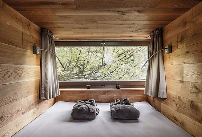 "Stay in a Tiny ""Tree Room"" in Germany, Austria or the United States"