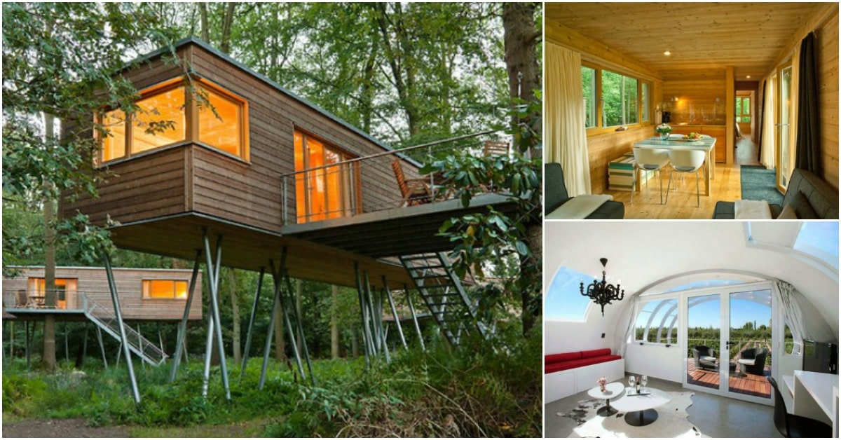 Tiny House Germany : stay in a tiny tree room in germany austria or the united states tiny houses ~ Watch28wear.com Haus und Dekorationen