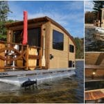 Le Koroc by Daigno Is a Tiny House Dream Boat