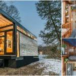 Introducing the Cornelia: A Gorgeous Custom Tiny House from New Frontier