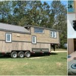 The Lux 40 Tiny House by Hummingbird Housing is a Deluxe Delight