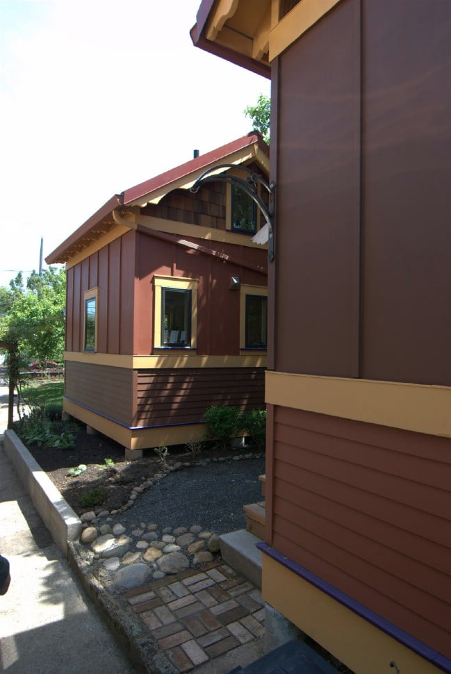 These Two Quaint Garden Cottages Are a Clever Answer to Portland's Zoning Rules