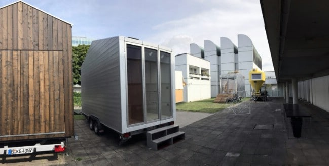 aVOID is a Mobile, Sustainable, Minimalist Tiny House