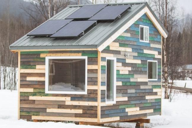 Blue House - Tiny House Tour