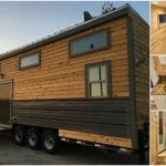 This 30-Foot Tiny House from Cannon Home Builders Features Luxurious Modern Design