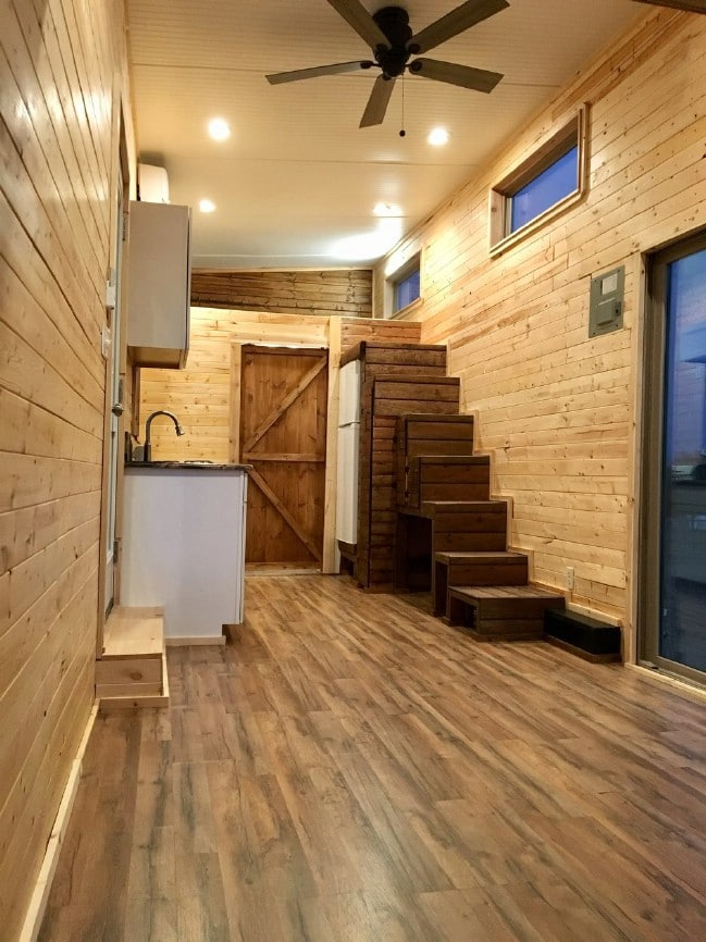 30-Foot Tiny House from Cannon Home Builders
