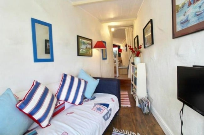 The Doll's House Is 339 Square Feet of Seaside Charm