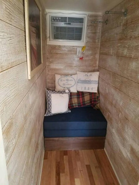 Own This Rustic Retreat on Wheels for Just $29,900
