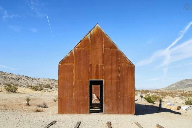 The Folly tiny cabin house tour.