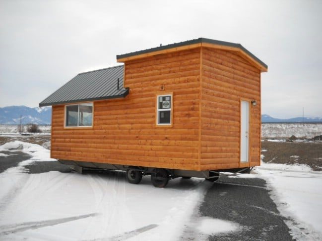 The Miller Is a Portable Cabin With Incredible Views