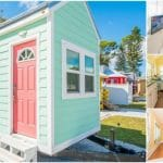 Take a Tropical Getaway in a Tiny Beach House in Sarasota