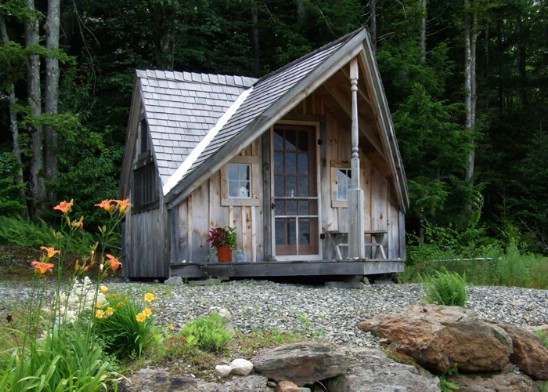 The Writers Haven is an Inspirational Backyard Workshop