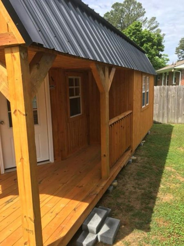 This Tiny House in VA is On Sale For Only $20,000