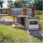 This Cool Shipping Container Home Near Limon Is For Sale