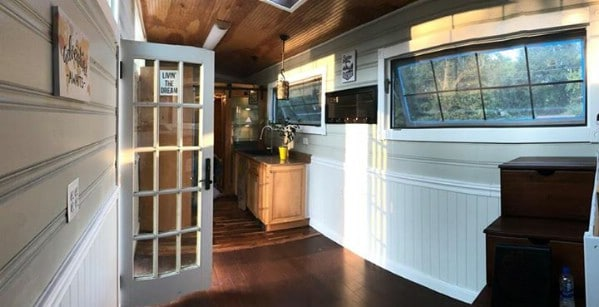 This 30 Foot Tiny House in VA is On Sale For Under $30,000