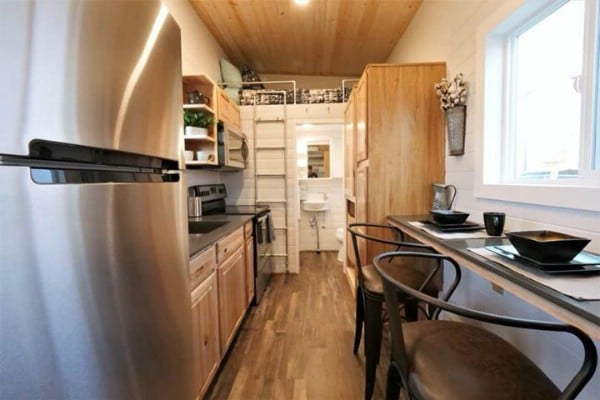 "With This Charming Tiny House, You'll Be ""Free to Roam"""