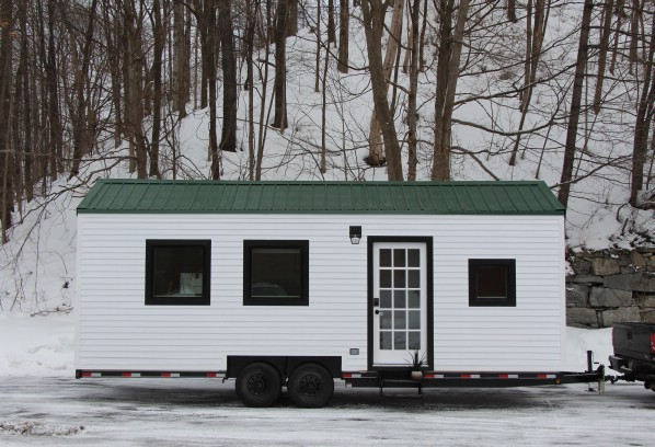The Hudson 26' Is a Cozy Tiny House Available For Just $44,000