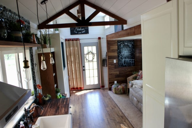 Move Into Your Very Own Tiny Bohemian Bungalow {26 Photos}