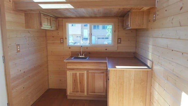 Cedar Tiny House for sale