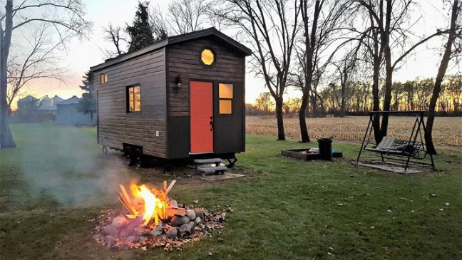 This Tiny House Featured on TV Is Up for Sale For $50,000