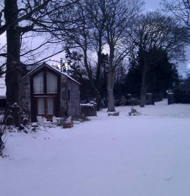 Crows' Hermitage tiny house tour:
