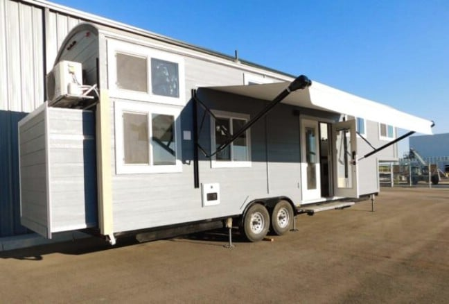 "Check Out Another ""Huge"" Tiny House from Idahomes"