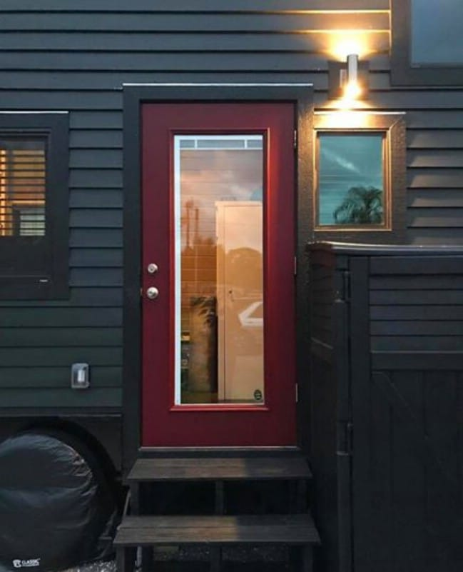 This is Your Chance to Make the Beautiful Ladybug Tiny House Your Home