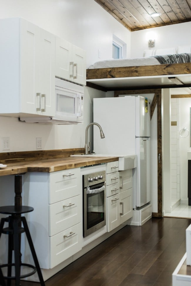 Make a Sanctuary Tiny Home Your Private Haven {3 Models}