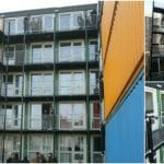 Shipping Container Tiny Houses Make For a More Humane Homeless Shelter