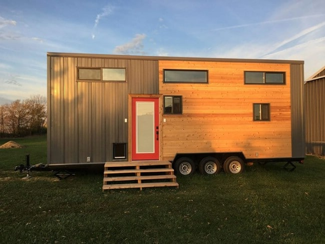 The Expedition tiny house for sale