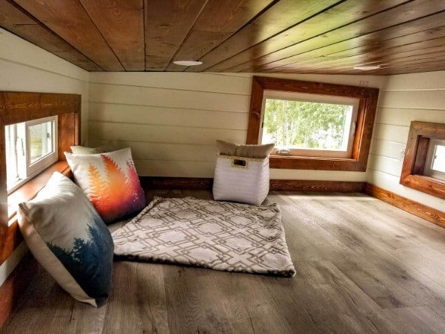 This Tiny House Proves You Don't Have to Give Up a Bedroom