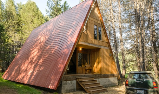 Enjoy Yosemite National Park Tiny-House Style