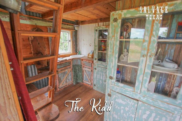 The Kidd Tiny House