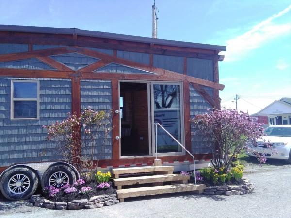 Timberwolf Tiny House Tour