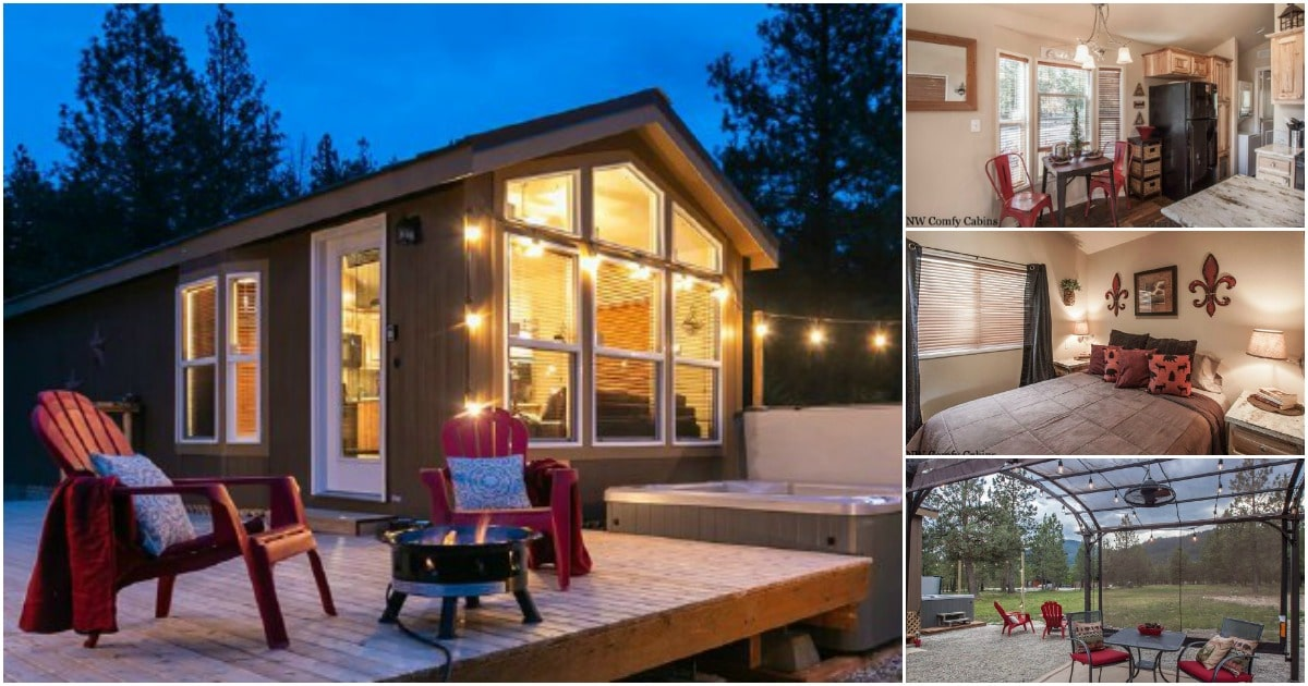 Find Out What It's Like to Live in This Tiny House … Then Get One of