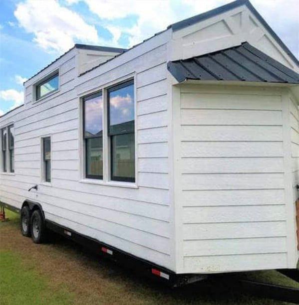 Own a Brand New Tiny Home for Just $45,000