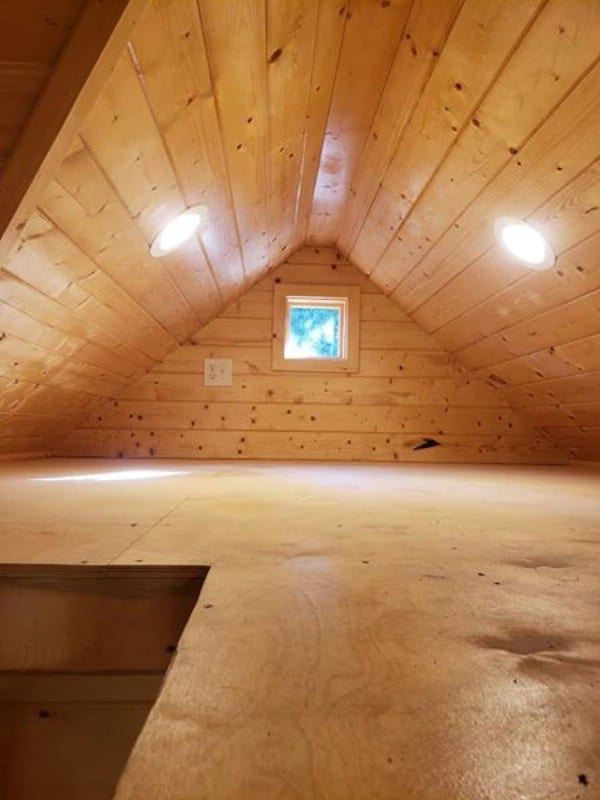 This Breathtaking Cedar Tiny House is a Steal at $28,500