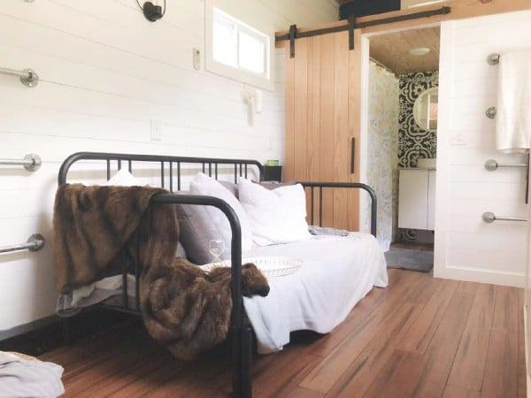 This 320-Square-Foot Tiny House Had a Complete Modern Makeover