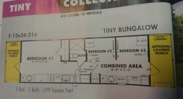 Get Your Own Tiny House for $350 a Month