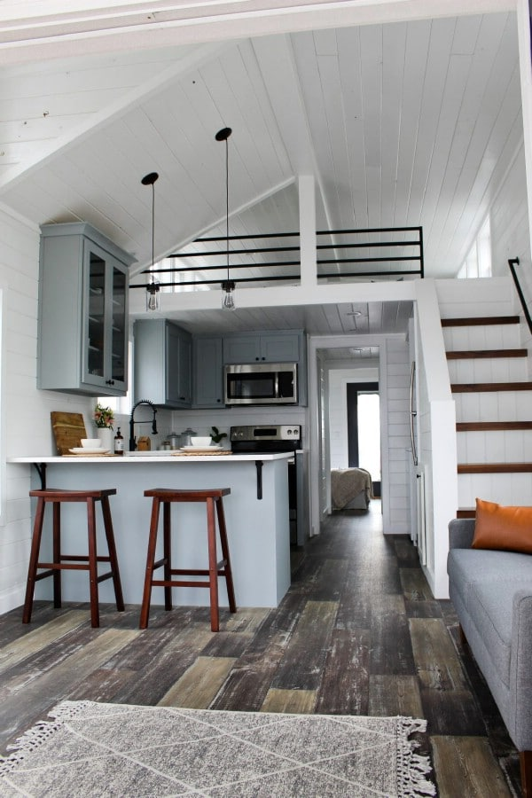"""The Zion is a """"Not So Tiny"""" Tiny House"""