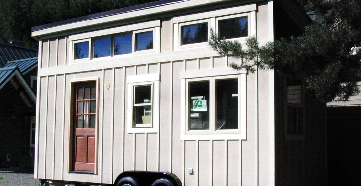 The Alsek Offers Spaciousness and Freedom in Just 235 Square Feet