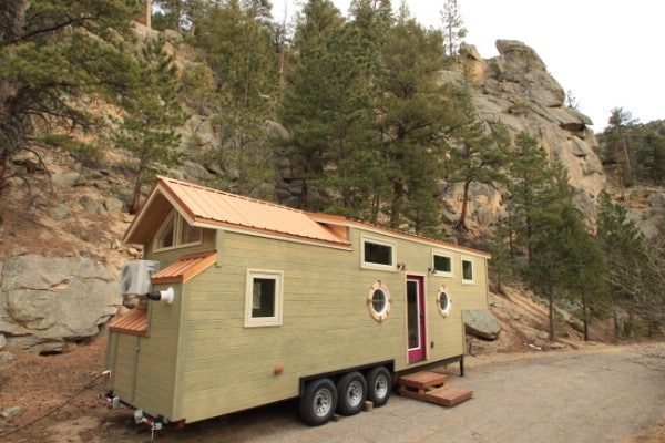 The 35' Valhalla is a Tiny House Befitting the Gods