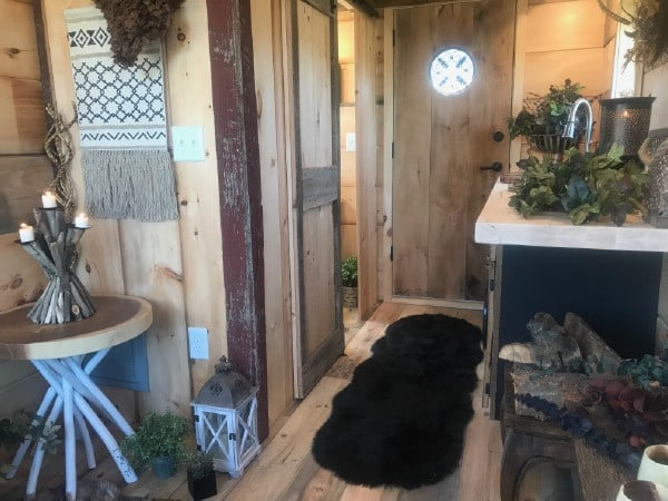 The Ber Serkr Viking Tiny House is $15,000 of Pure Awesomeness