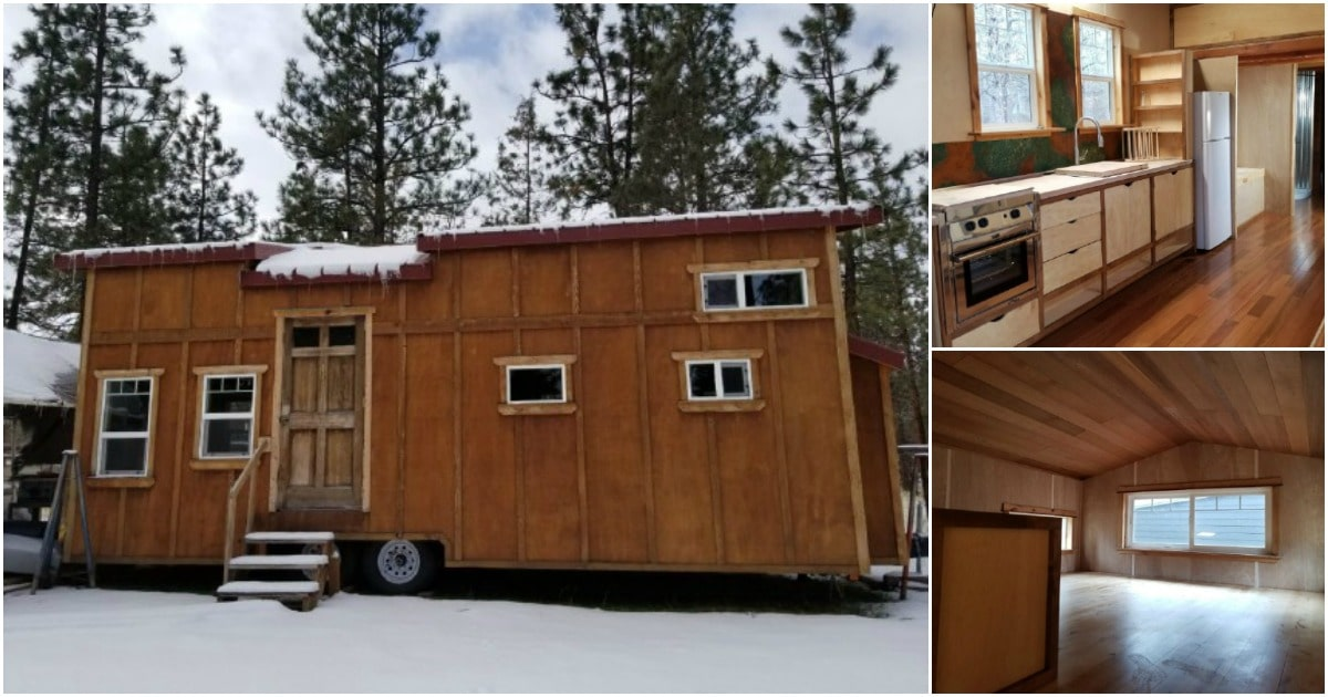 New Creation Tiny Homes Helps DIYers Achieve Their Dreams