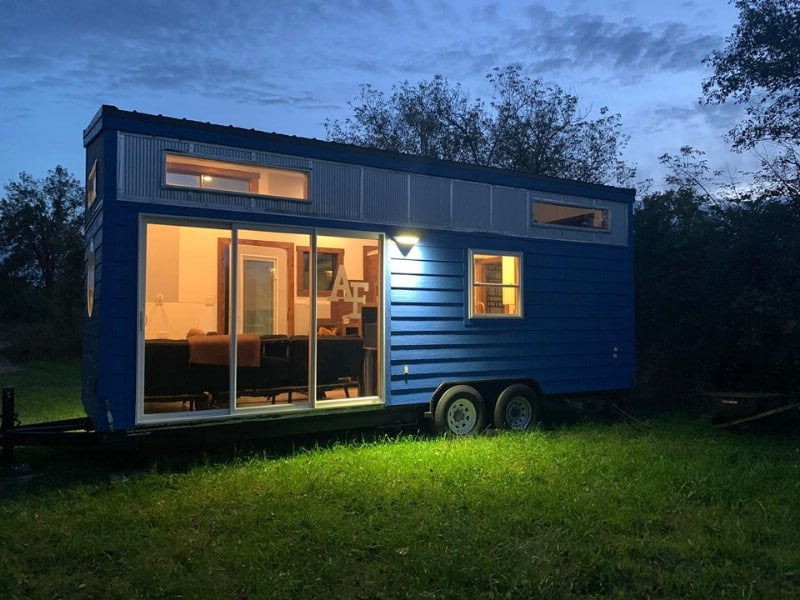 This Gorgeous 24' Tiny House Could Be Yours for $30,000