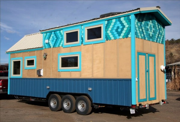 The Judy Blue Eyes Tiny Home Tour