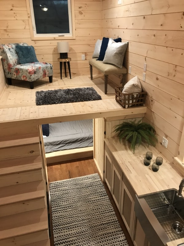 Sweet Dream Proves Tiny House Dreams Can Come True